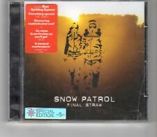 (HP296) Snow Patrol, Final Straw - 2004 CD