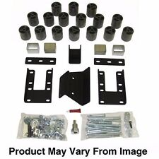 """FITS 10-12 ONLY DODGE RAM DIESEL 2500/35 4WD PERFORMANCE 3"""" BODY LIFT KIT.."""