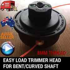 TWISTER BENT/CURVED SHAFT BUMP FEED TRIMMER HEAD WHIPPER SNIPPER BRUSH CUTTER