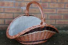 Log di Vimini Paniere-handmade