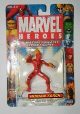 Toy-Biz 71580 Marvel Heroes (2005) - Human Torch - Torcia Umana - Fantastici 4