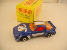 1983 MATCHBOX SUPERFAST #6 MB 06 IMSA MAZDA RX7 NEW IN BOX