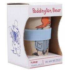 Paddington Bear Classic Huskup Rice Husk Travel Mug - Gift Boxed