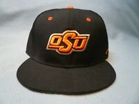 Nike Oklahoma State Cowboys Fitted BRAND NEW hat cap OSU Football Wool College