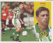 CANAS # ESPANA REAL BETIS LIGA 2003 ESTE STICKER CROMO