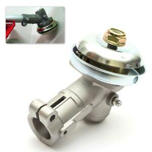 7 Spline Winkelgetriebe Getriebekopf für Trimmer Motorsense Ø24mm Freischneider