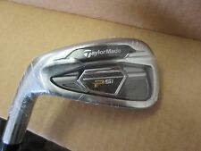USED TAYLORMADE Golf PSi 3-PW Iron set KBS TOUR steel Stiff Flex LEFT HANDED