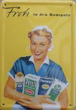 Persil Sammler-Werbeschilder