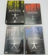Blair Witch Limited Edition Triple Pack - Volume 1, 2 (II) & 3 (III) - PC CD ROM