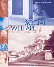 Social Welfare: Policy and Analysis (Social Welfare Policy & History), Dobelstei