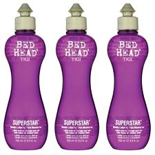 TIGI Bed Head Superstar Blow Dry Lotion 250ml (3 pack)