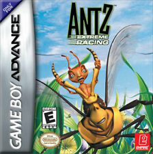 Antz Extreme Racing Gba New Game Boy Advance