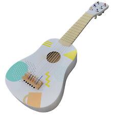 Gitarre kleine Kindergitarre Holzgitarre Musikinstrument ca. 53 x 18 x 5 cm