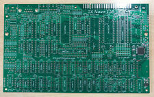 ZX Nuvo 128 issue 3A: ZX Spectrum 128K, +2A/+3 clone PCB include DivMMC on board