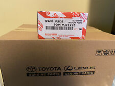 4PCS Iridium Spark Plugs For OEM# 90919-01275 Denso SC16HR11 3444