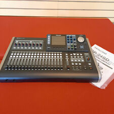 Tascam Dp-24Sd 24-Track Digital Portastudio Multi-Track Audio Recorder Mint!