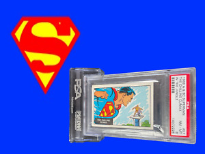1968 A&BC Superman in the Jungle THE CHILLING CLIMAX #57 NM-MINT 8 - garno PSA