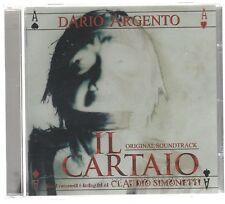 CLAUDIO SIMONETTI IL CARTAIO (DARIO ARGENTO) CD F.C. SIGILLATO!!!