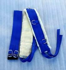 Neuf hardy nylon longe roller réglable longes formation avec polaire douce complet
