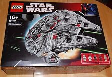 Rare Lego Millennium Falcon 10179 Ultimate Collector's UCS New Sealed Millenium