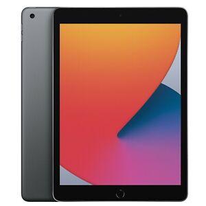 Apple iPad 8. Generation (2020) 10,2 Zoll, 32GB, WiFi, SPACE GRAU MYL92FD/A