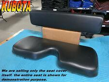 Kubota RTV 400 500 utv New seat cover RTV500 RTV400 Black 776B