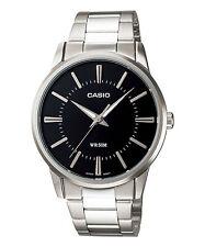 Casio Men's Core MTP1303D-1AV Prata Aço Inoxidável Relógio De Quartzo Vestido