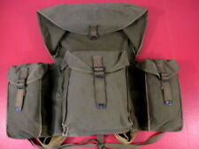 WWII Era US Army Airborne Parachutist Medic Canvas Medical Pouch or Pack - XLNT