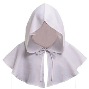Unisex Cloak Cape Cone Hat   Witch Wizard Dress up Role Play Halloween Costume