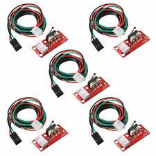 5PCS Mechanical End Stop Endstop Limit Switch + Cable For 3D Printer RAMPS 1.4
