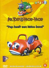 Pep, Toet & Vroep-Vroep : Pep heeft een lekke band (DVD