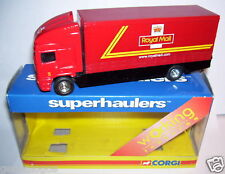 CORGI LORRY ERF ROYAL MAIL SUPERHAULER POSTES POSTE PTT