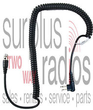 K-CORD RACING CABLE HEADSET FOR MOTOROLA RADIOS CP200 CP185 PR400 P1225 GP300