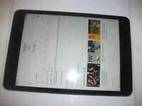 Apple iPad mini 1st Gen.16GB,Wi-Fi +Cellular(Vodaphone),7.9in***ID LOCKED ETC***