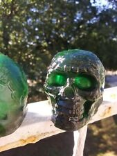 EXTREMELY LOUD / Mayan Death Whistle!!!CANDY GREEN!!!!