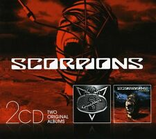 Scorpions - Comeblack / Acoustica [New CD]