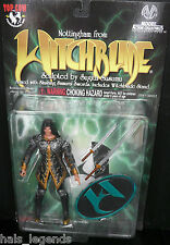 "Nottingham de witchblade. 6"" figure. Top Cow/Sugita Susumu. nouveau!"