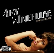 Amy Winehouse LP Back to Black USA Pressing 11 Track 2006 RMX Two Only