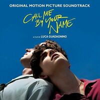 Call Me by Your Name Original Soundtrack OST [CD] 17 trks Brand New & Sealed