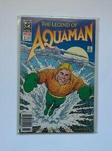 The Legend Of Aquaman #1 1989 DC Comics Giffen Fleming Swan Shanower