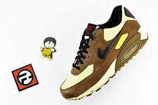 separation shoes 43ad6 2a8d0 Nike Air Max 90 Évasion Naturel Greenend Marron Taille 9 611m 305209 101
