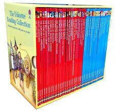 The Usborne Reading Collection (yellow set)   Free Ship to OZ
