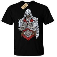 Assassins T-Shirt Mens knight templar assassin gift