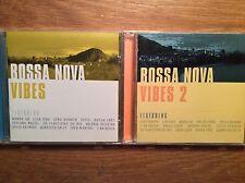 BossaNOva Vibes Vol.1+2  [2 CD Alben] Joao Donato Bossa TRes Paul JObim Lisa Ono