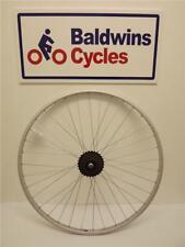 700c REAR NARROW HYBRID / ROAD Bike / Cycle Wheel + 5 SPEED FREEWHEEL