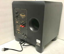 "Klipsch KSW 10 10"" Power Sub-woofer Great Condition!"