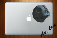 Macbook Air Pro Skin Sticker Decal Death Star Dark Space Force Movie #CMAC133