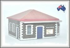 HO Scale Australian TOWN or COUNTRY POLICE STATION