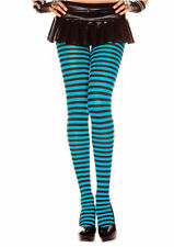 Hand-wash Only Striped Pantyhose and Tights for Women
