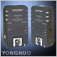 Yongnuo Flash Speedlite / Flash Trigger YN568EX N  YN622N II HSS TTL for Nikon